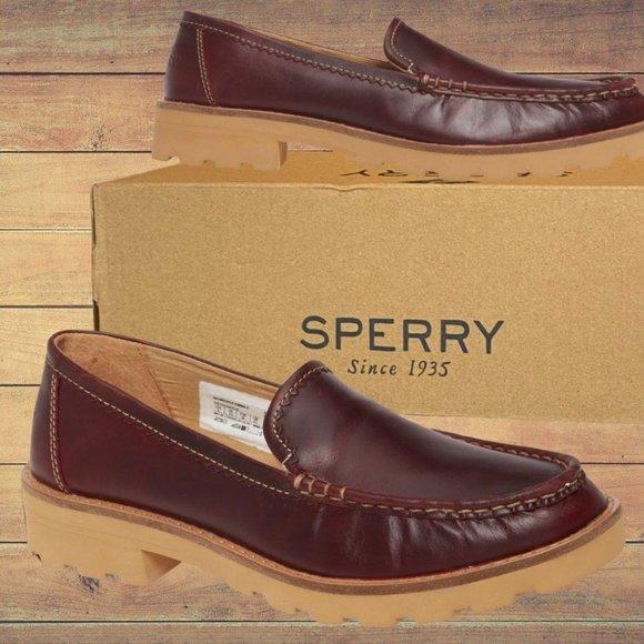 Sperry A/O Authentic Original Lug Loafer